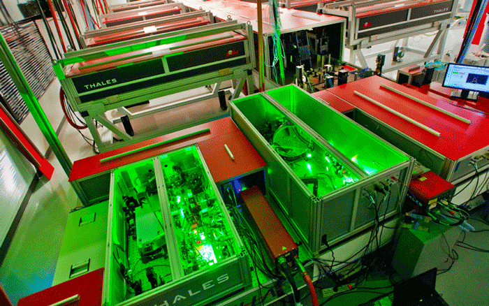 Scientists Are Trying To Shrink Particle Accelerators