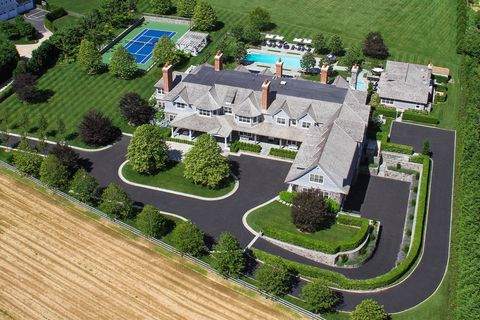 Hamptons Mansion Home