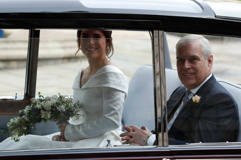 Boda Eugenia de York y Jack Brooksbank