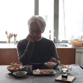 坂本龍一の食卓《特別公開!》