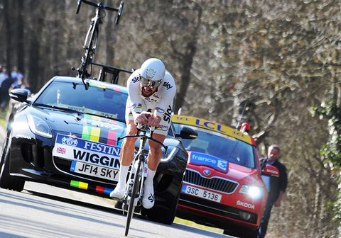 Peaking for Paris-Roubaix