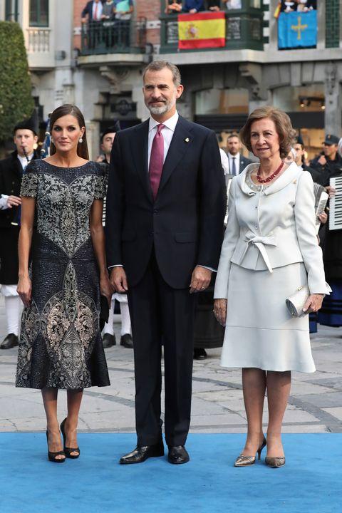 Los Reyes presiden los Premios Princesa de Asturias 2018