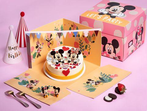 häagendazs推出激萌迪士尼冰淇淋蛋糕!小熊維尼、米奇米妮齊聚迪士尼蜜糖派對,慶生、送禮推薦