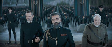 《沙丘》全新預告上線!千黛亞「托夢」提摩西夏勒梅神秘預言、奧斯卡伊薩克欽點兒子領軍成王