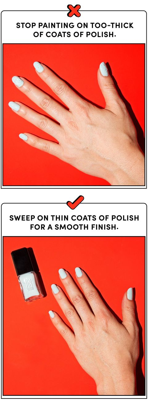 12 Nail Care Tips You Need to See - How To Care For Your Nails
