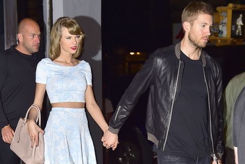 Calvin Harris, 凱文哈里斯 , Aarika Wolf, 艾莉卡沃爾夫,Taylor Swift,泰勒絲