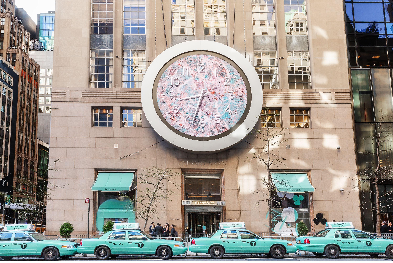 Tiffany & Co., 紐約, Paper Flowers, Tiffany珠寶