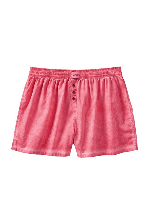Clothing, Shorts, Pink, Active shorts, Trunks, board short, Sportswear, Bermuda shorts, Waist,