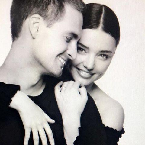 IT社長 結婚 セレブ ミランダ・カー エヴァン・シュピーゲル