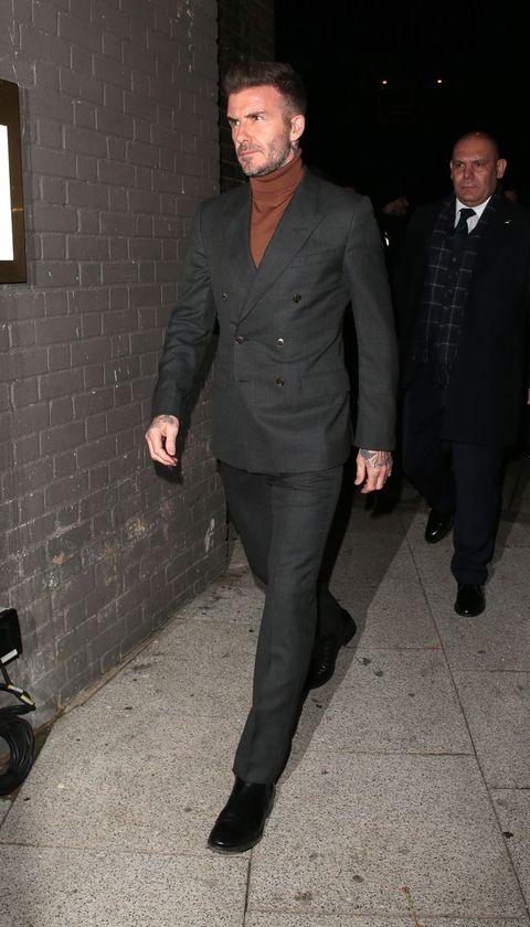Suit, Clothing, Formal wear, Pantsuit, Tuxedo, Outerwear, Fashion, Blazer, Footwear, White-collar worker,