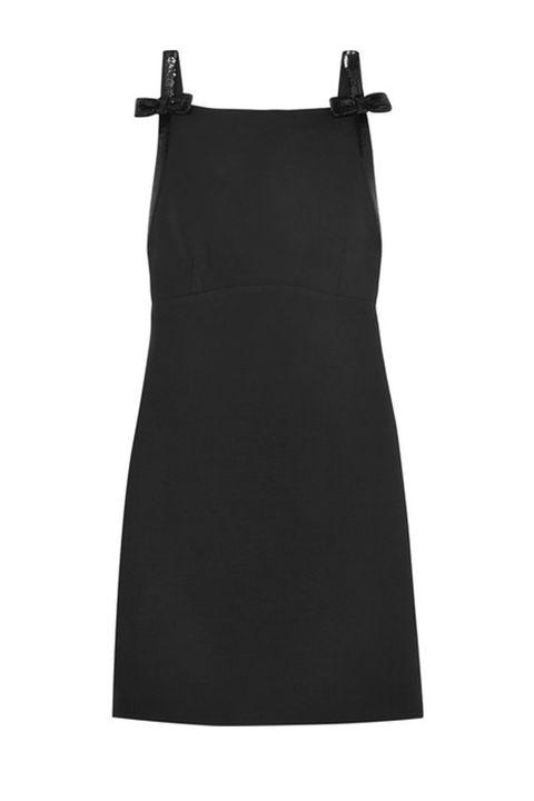 Clothing, Black, Dress, Cocktail dress, Little black dress, A-line, Sheath dress,