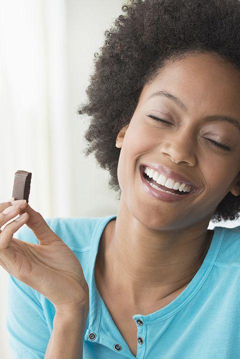 Hair, Face, Skin, Hairstyle, Afro, Beauty, Lip, Black hair, Smile, Jheri curl,