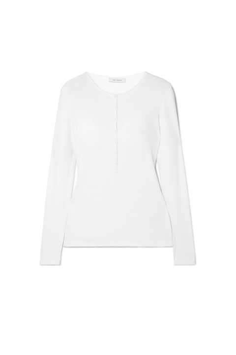 Clothing, White, Sleeve, Outerwear, Top, Neck, Blouse, T-shirt, Sweater, Long-sleeved t-shirt,
