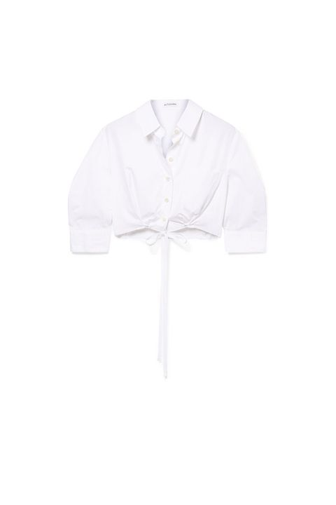White, Clothing, Collar, Sleeve, Outerwear, Shirt, Dress shirt, Cardigan, Sweater, Top,