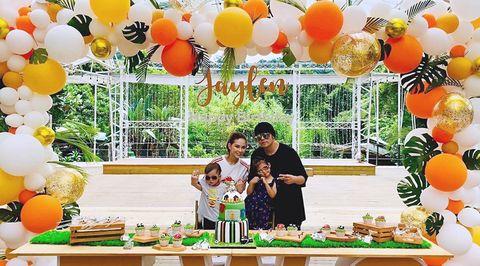 周杰倫兒子兩歲生日