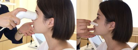 IPSA透過肌膚檢測儀,帶妳認識並全面調整保養的步調