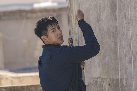 李昇基、秀智主演韓劇《浪行驚爆點》(Vagabond)