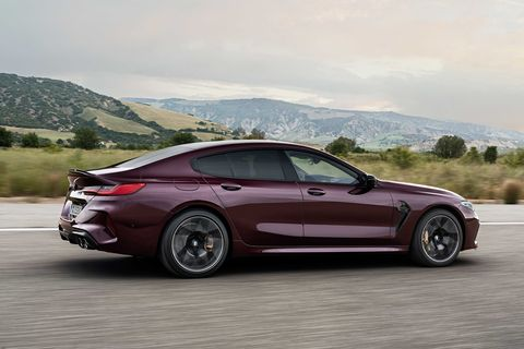 BMW、M8 グランクーペ、セダン、クーペ, 新車、クルマ