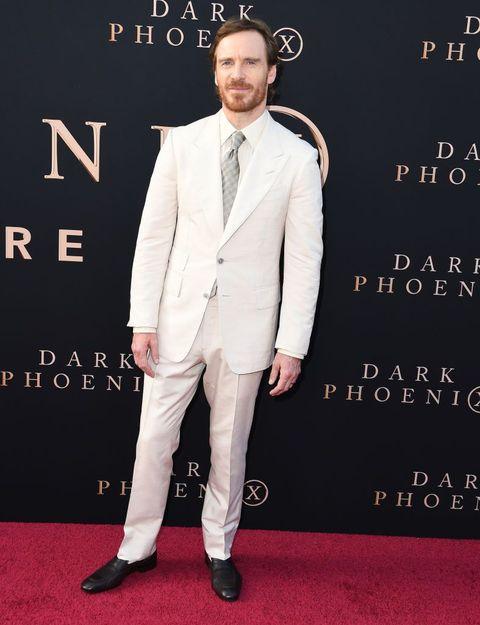 あらゆるスタイルが似合う俳優、マイケル・ファスベンダーのスタイリング術