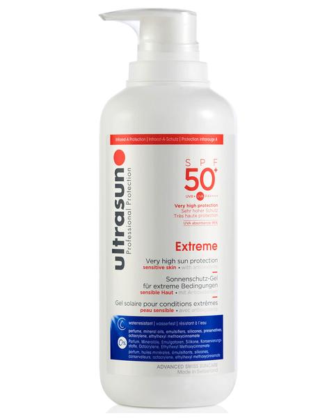 ultrasun spf 50極致防曬乳液 400ml
