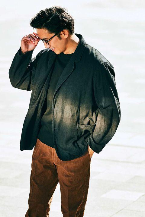 ジャケット, シャツ, シャツジャケット, トレンド, ファッション