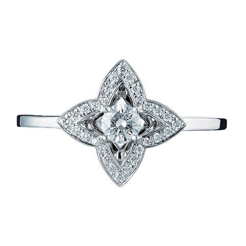 Diamond, Jewellery, Fashion accessory, Ring, Engagement ring, Silver, Metal, Platinum, Gemstone, Cross,