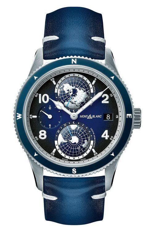 時計トレンド, ブルー文字盤 , ベルロス, モンブラン, ポルシェデザイン, ミドー, 時計, アクセサリー, ファッション
