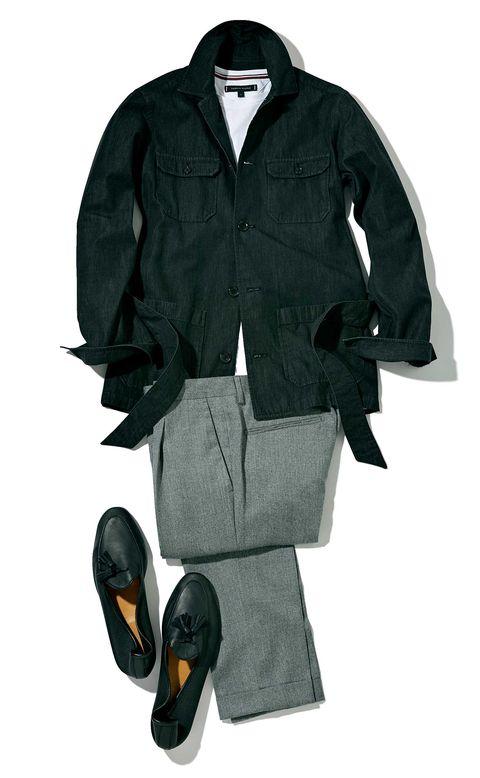 ニューノーマル, シャツ, リモートワーク, ビジネススタイル, メンクラ,ファッション