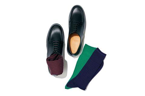 靴, ソックス, ジェイエムウエストン,  福助, モダン, トラッド, ファッション, メンクラ