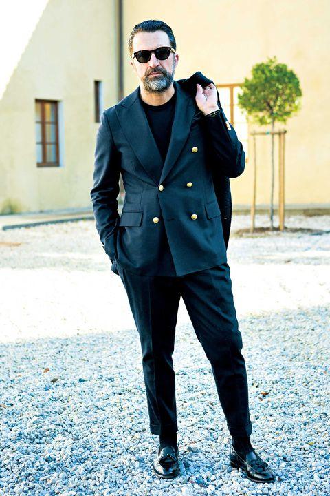 スナップ, イタリアスナップ, snap,  アンドレア・アンドレオリ, ラルディーニ, ファッション, メンクラ