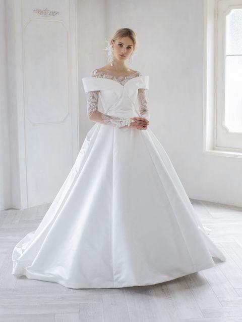 ユミカツラのプリンセスドレス
