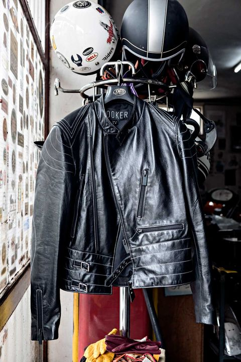 イタリア, アルベルト・ソイアッティ, ヴィンテージバイク修復のスペシャリスト, ファッション, 洒落者, メンクラ