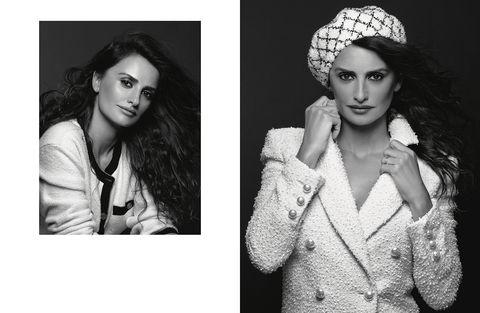 Penelope Cruz Chanel Karl Lagerfeld