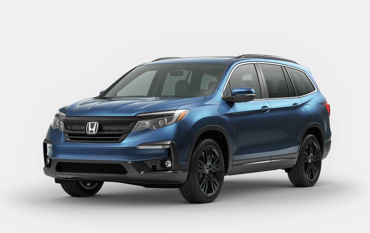 2021 Honda Pilot Redesign