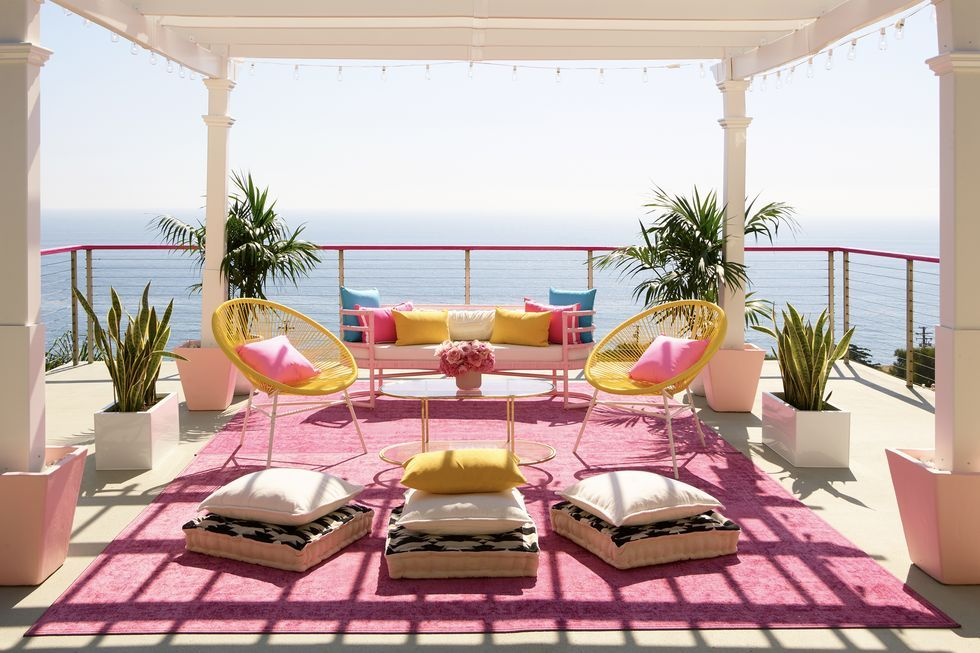La casa di Barbie Malibu Dreamhouse da prenotare su Airbnb
