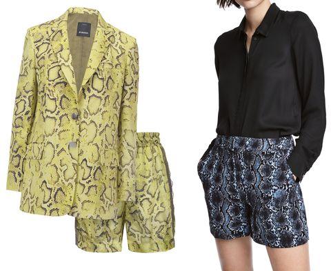 Zebrato, maculato, tigrato in una parola Animalier: scopri i capi di abbigliamento e gli accessori moda must have per il tuo outfit primavera-estate 2019.
