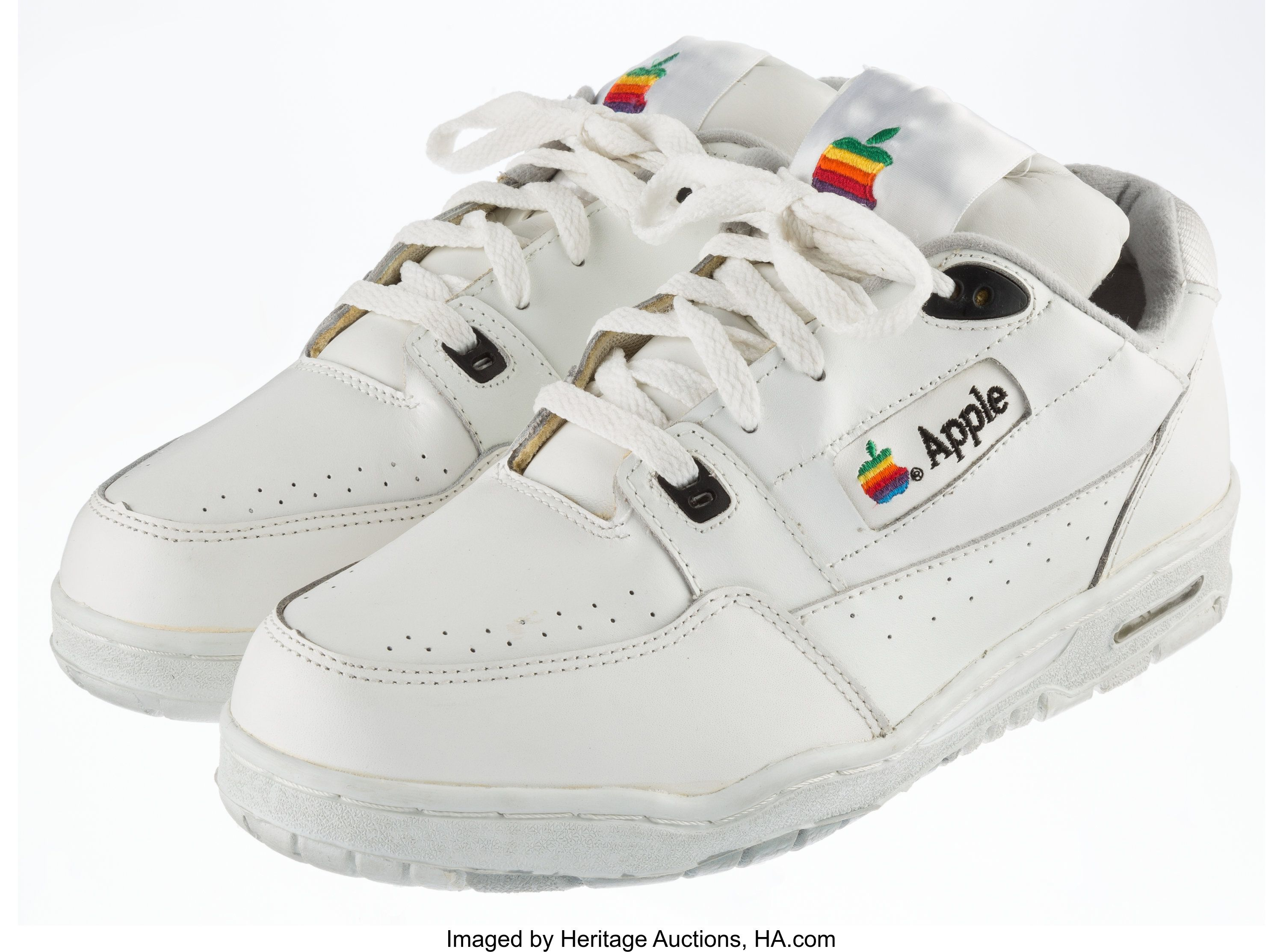 Apple Made (Super Cool) Sneakers In the  90s. Versace May Be Bringing Them  Back. 3274cf46996c
