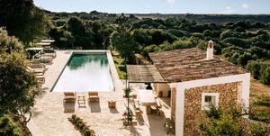 agroturismo en Menorca Es Bec d'Aguila Atelier du Pont