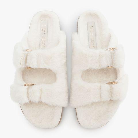 Piedi caldi e cuore anche! Le pantofole morbidose di peluche, ecopelliccia e a forma di animale sono il massimo per questo inverno.