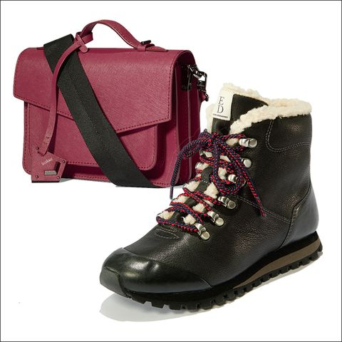 best boots bags combo for fall