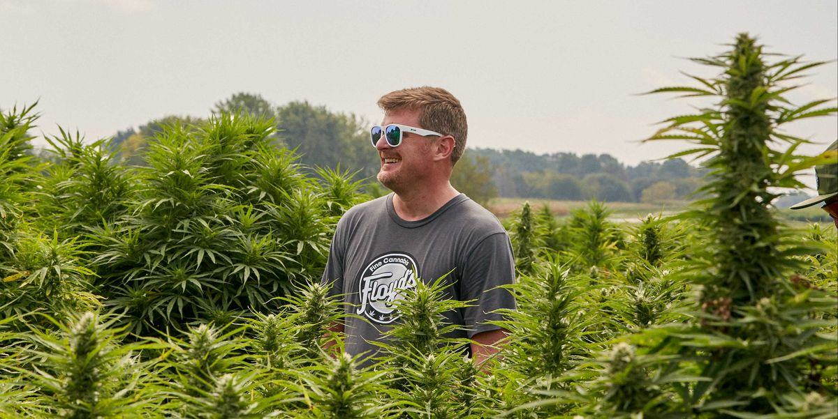 Floyd Landis Is Now a CBD Mogul