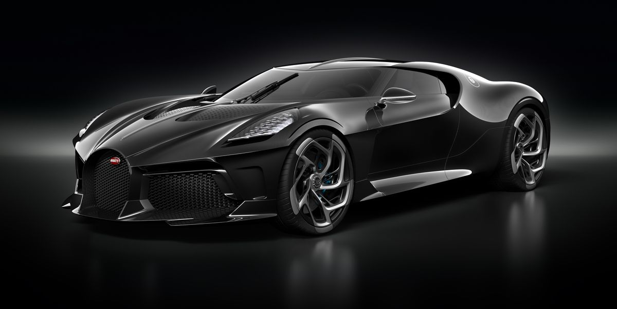 """Cheap Cars For Sale >> $18.9 Million Bugatti """"La Voiture Noire"""" Is the Most Expensive New Car Ever Sold"""