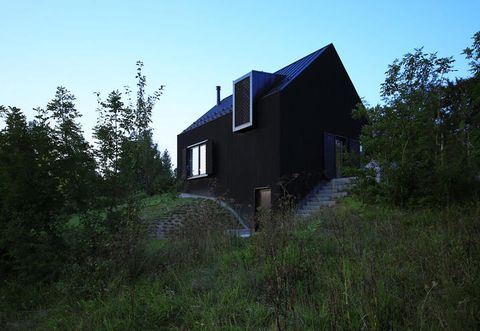 House, Property, Home, Architecture, Cottage, Tree, Land lot, Building, Rural area, Siding,