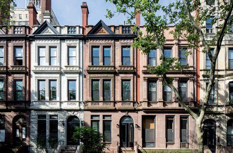 filippo bamberghi, maria tatsos, casa brownstone, new york, studio arthur casas, marieclaire maison italia, febbraio 2021
