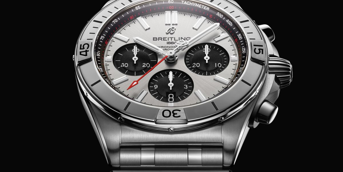Breitling Announces Two Sporty New Watch Collections | Esquire