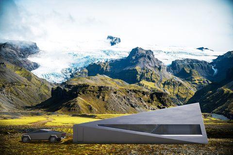 Mountainous landforms, Mountain, Mountain range, Alps, Highland, Natural landscape, Wilderness, Sky, Glacial landform, Fell,