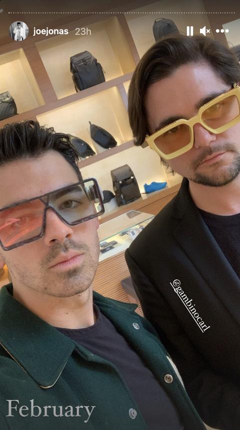 joe jonas sophie turner 2020 instagram pics