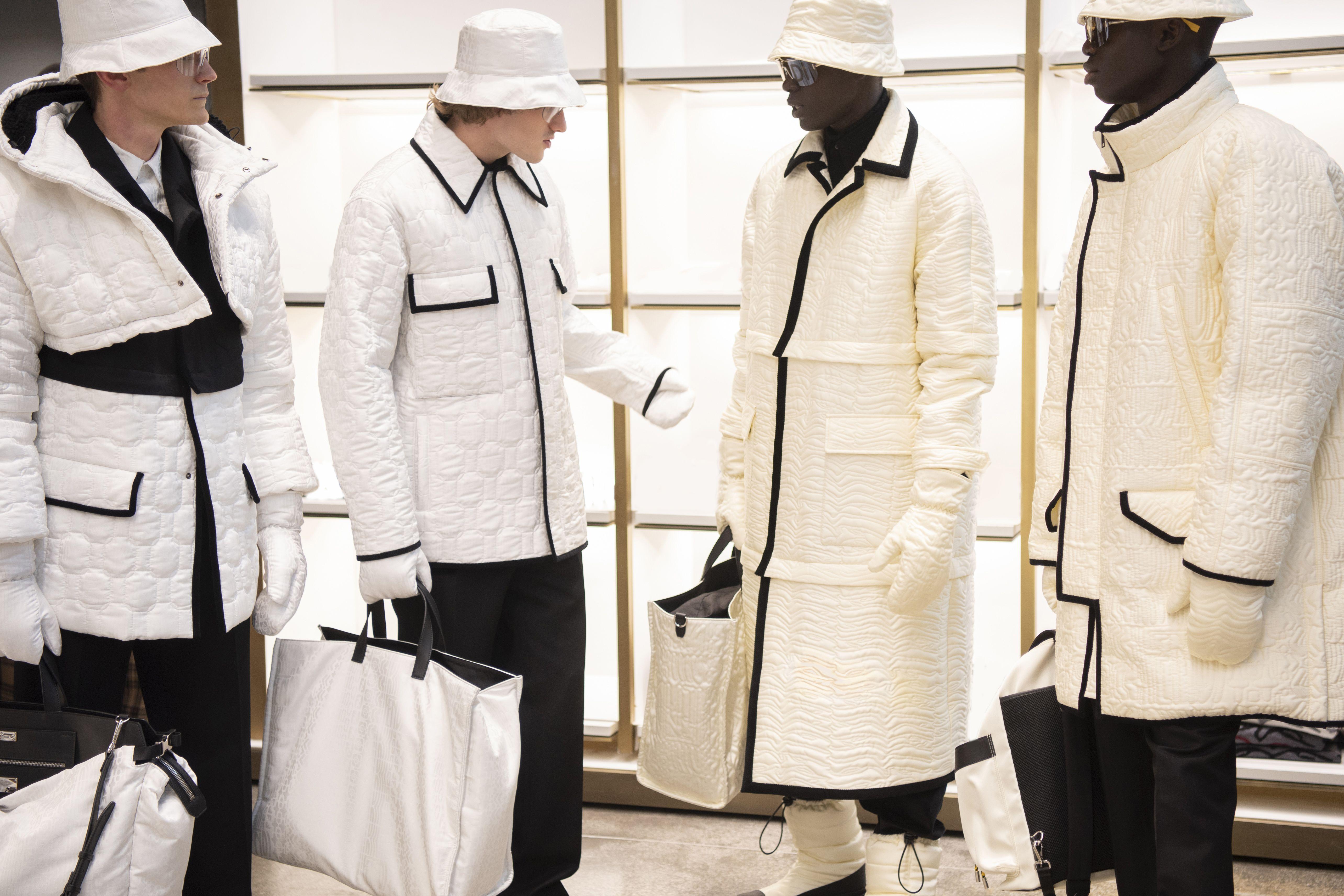 Milán Fashion Week Moda hombre para el otoño invierno de 2020