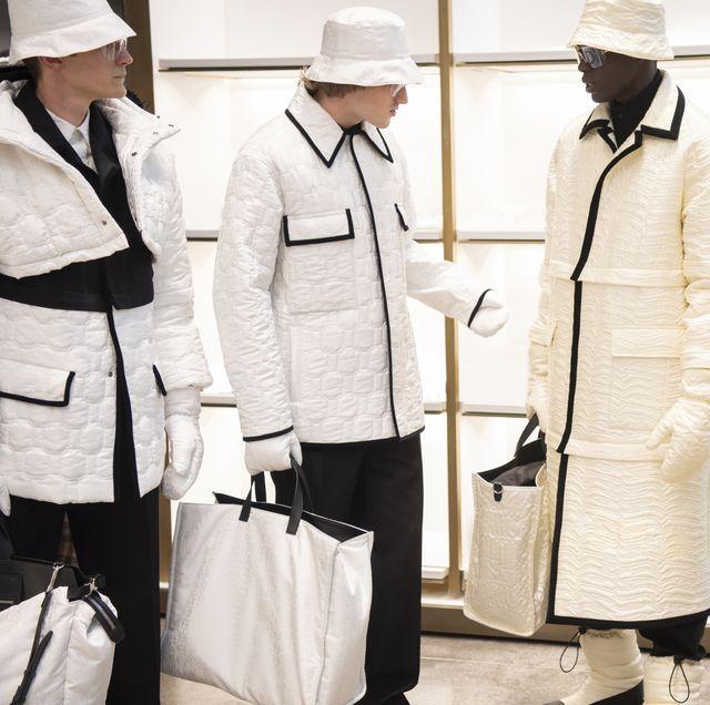 Milan Fashion Week Moda Hombre Para El Otono Invierno De 2020