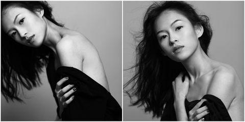 越南模特撞臉章子怡爆紅!清冷顏當道,濃妝豔抹不再是主流
